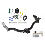 Trailer Tow Hitch For 2004 Ford Escape Mazda Tribute w/ Wiring Harness Kit