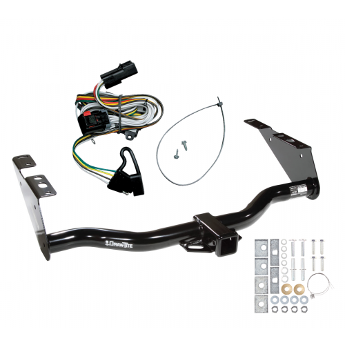 trailer tow hitch for 01 03 chrysler town country voyager dodge trailer tow hitch for 01 03 chrysler town country voyager dodge grand caravan w wiring harness kit