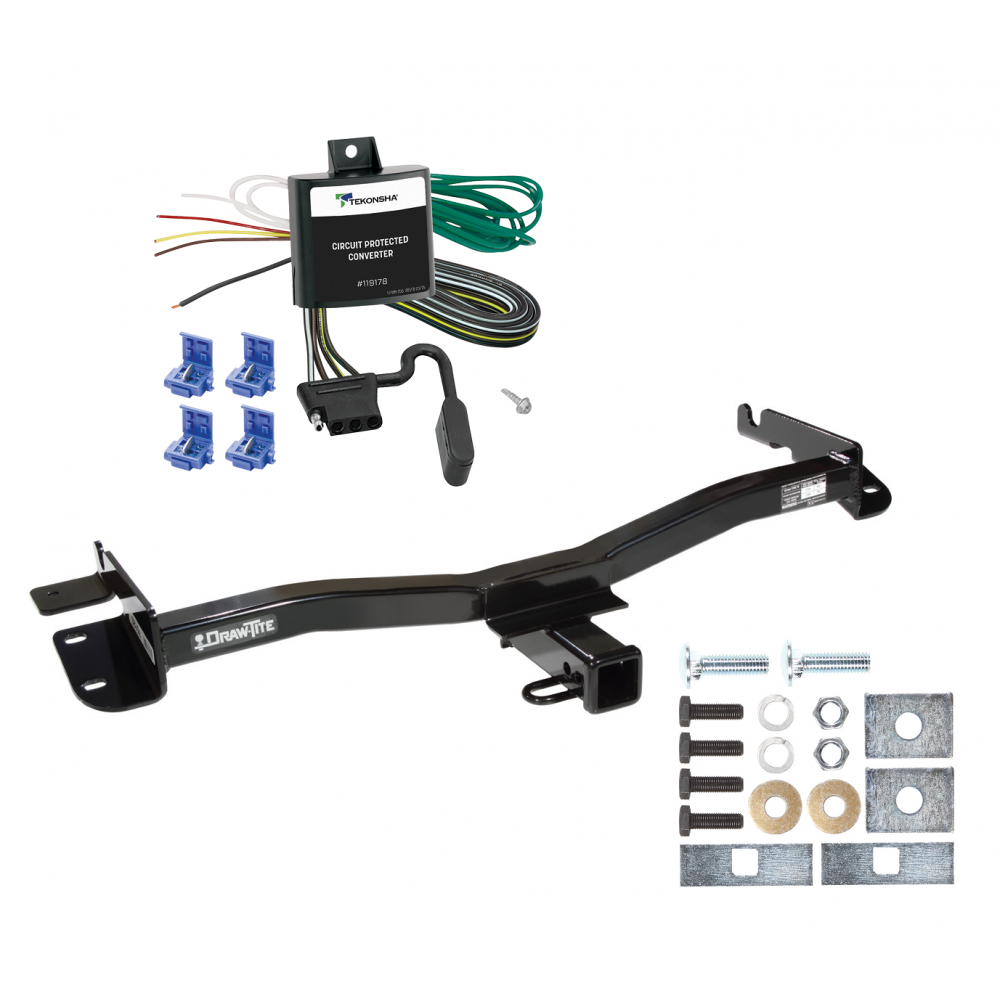 Trailer Tow Hitch For 98  Wiring
