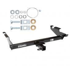"""Trailer Tow Hitch For 78-96 Chevy G10 G20 G30 GMC G1500 G2500 G3500 2"""" Receiver"""