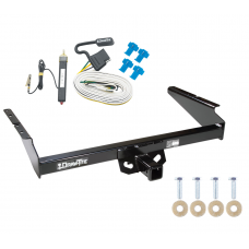 Trailer Tow Hitch For 90-05 Chevy Astro GMC Safari Extended Body w/ Wiring Harness Kit