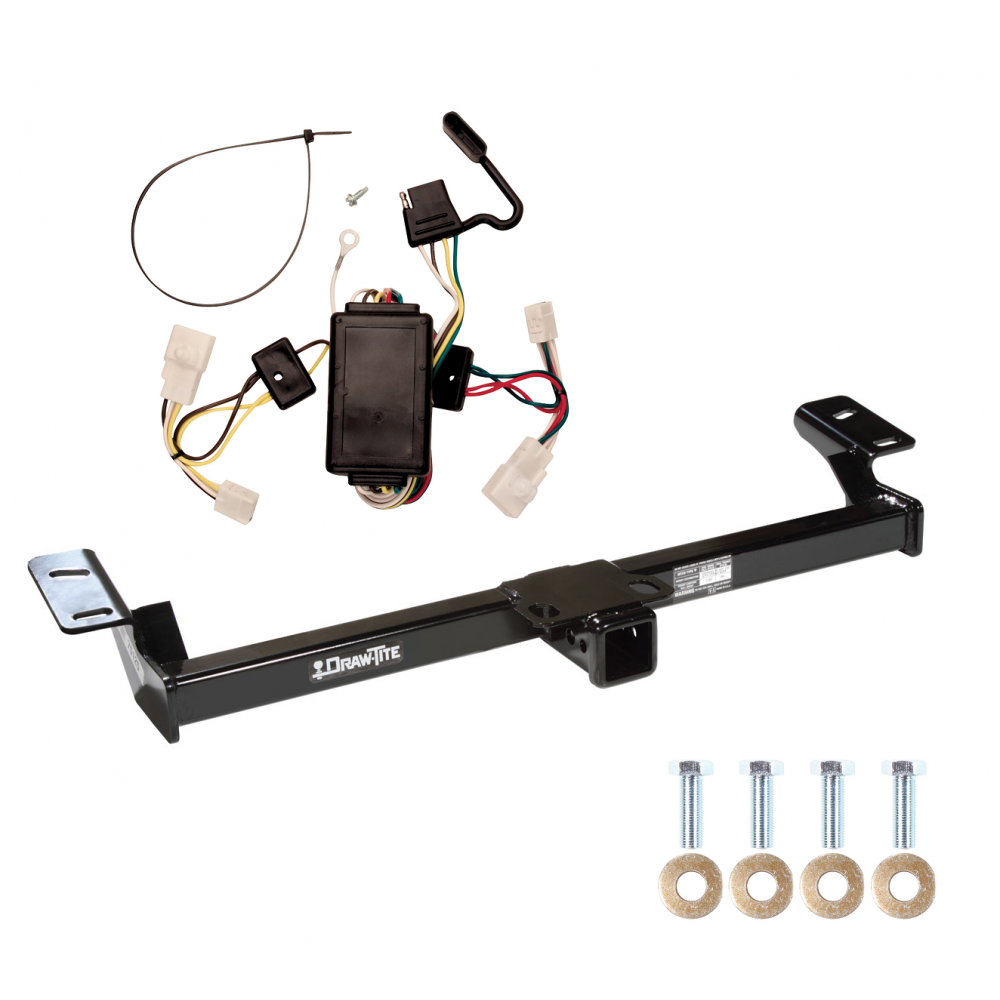 Trailer Tow Hitch For 96  Wiring Harness Kit