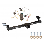 Trailer Tow Hitch For 01-05 Toyota RAV4 w/ Wiring Harness Kit