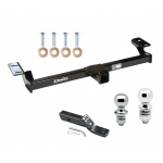 """Trailer Tow Hitch For 96-05 Toyota RAV4 Receiver w/ 1-7/8"""" and 2"""" Ball"""