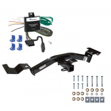 Trailer Tow Hitch For 01-02 Toyota Sequoia w/ Wiring Harness Kit