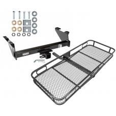 Trailer Tow Hitch For 73-91 Chevy Blazer GMC Jimmy Basket Cargo Carrier Platform w/ Hitch Pin
