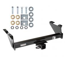 "Trailer Tow Hitch For 73-91 Chevy Blazer GMC Jimmy 2"" Towing Receiver Class 3"