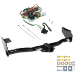 Trailer Tow Hitch For 02-05 KIA Sedona w/ Wiring Harness Kit