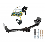Trailer Tow Hitch For 02-03 Ford Explorer 4 Dr. Mountaineer 03-04 Aviator w/ Wiring Harness Kit