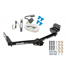 Trailer Tow Hitch For 04-05 Ford Explorer 4 Dr. Mountaineer 05 Lincoln Aviator w/ Wiring Harness Kit