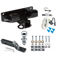 Trailer Tow Hitch For 02-03 Dodge Ram 1500 w/ Wiring Harness Kit