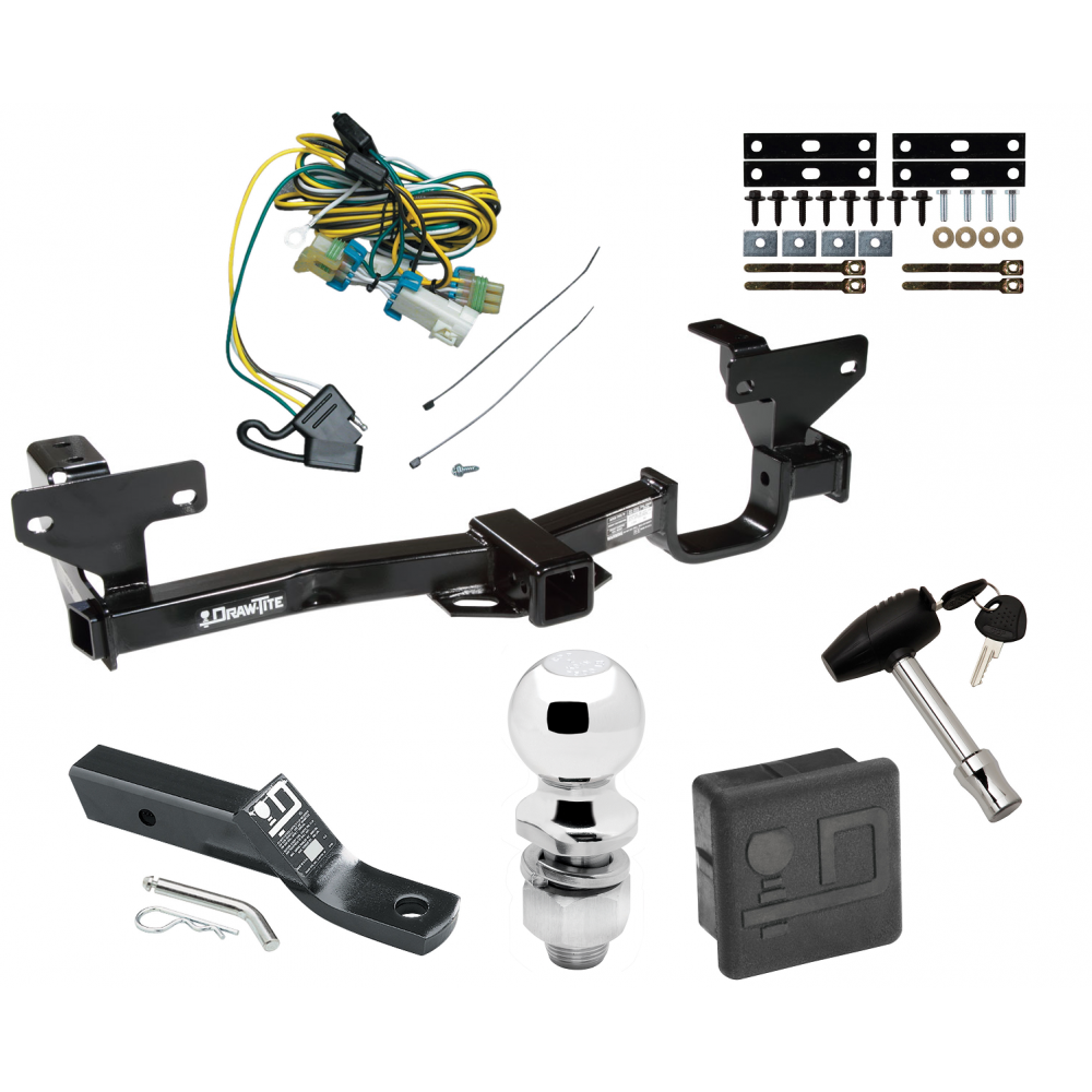 Trailer Tow Hitch For 02