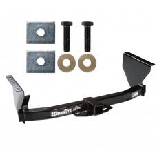 "Trailer Tow Hitch For 99-04 Jeep Grand Cherokee 2"" Towing Receiver Class 3"