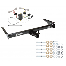 Trailer Tow Hitch For 93-98 Toyota T100 w/ Wiring Harness Kit