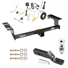 "Trailer Tow Hitch For 06-07 Nissan Murano Complete Package w/ Wiring and 2"" Ball"