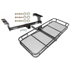 Trailer Tow Hitch For 03-07 Nissan Murano All Styles Basket Cargo Carrier Platform w/ Hitch Pin