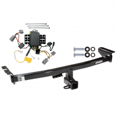 Trailer Tow Hitch For 05-14 Volvo XC90 w/ Wiring Harness Kit