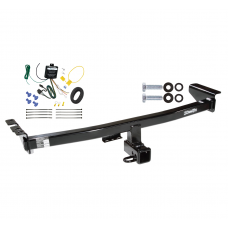 Trailer Tow Hitch For 03-04 Volvo XC90 w/ Wiring Harness Kit