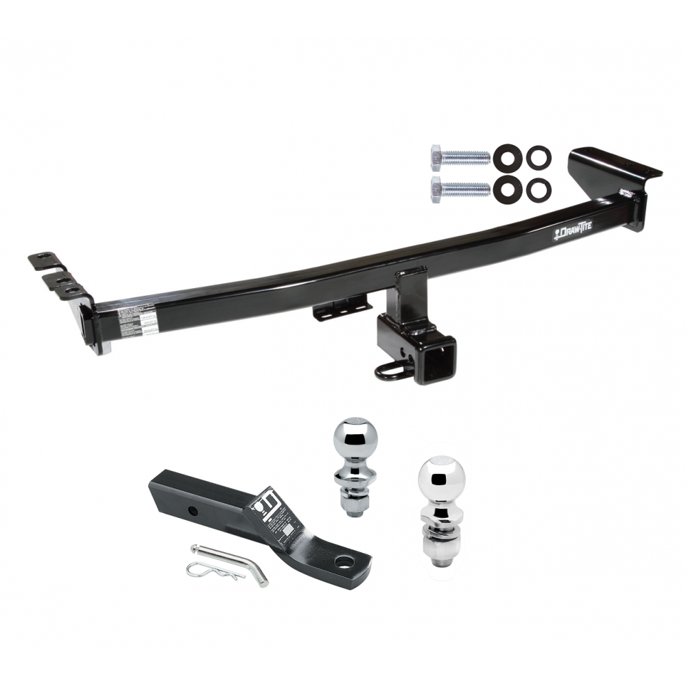 Trailer Tow Hitch For 03-14 Volvo XC90 Receiver w/ 1-7/8