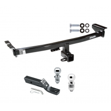 """Trailer Tow Hitch For 03-14 Volvo XC90 Receiver w/ 1-7/8"""" and 2"""" Ball"""