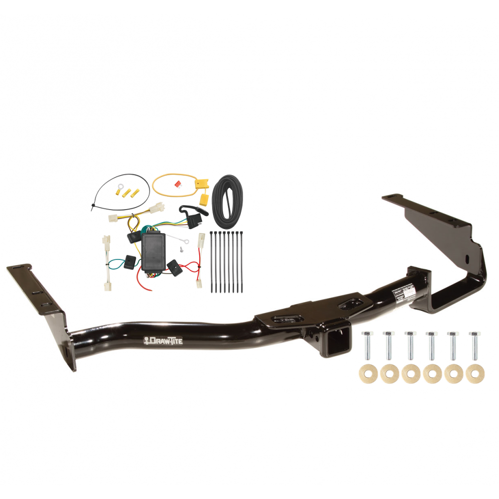 Pleasing Trailer Tow Hitch For 04 06 Lexus Rx330 07 09 Rx350 W Wiring Wiring Digital Resources Ommitdefiancerspsorg