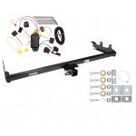 Trailer Tow Hitch For 04-07 Ford Freestar Mercury Monterey w/ Wiring Harness Kit