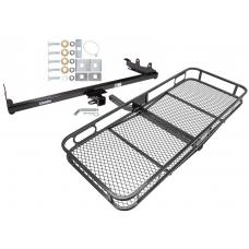 Trailer Tow Hitch For 04-07 Ford Freestar Mercury Mountaineer Basket Cargo Carrier Platform w/ Hitch Pin