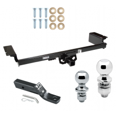 "Trailer Tow Hitch For 04-09 Nissan Quest Receiver w/ 1-7/8"" and 2"" Ball"