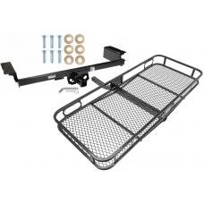 Trailer Tow Hitch For 04-09 Nissan Quest Basket Cargo Carrier Platform w/ Hitch Pin