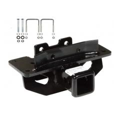 "Trailer Tow Hitch For 07-09 Chrysler Aspen 04-09 Dodge Durango 2"" Receiver"