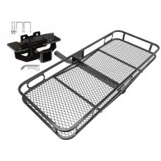Trailer Tow Hitch For 04-09 Chrysler Aspen Dodge Durango Basket Cargo Carrier Platform w/ Hitch Pin