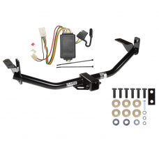 Trailer Tow Hitch For 04-05 Mitsubishi Endeavor w/ Wiring Harness Kit