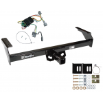 Trailer Tow Hitch For 98-04 Nissan Frontier w/ Wiring Harness Kit