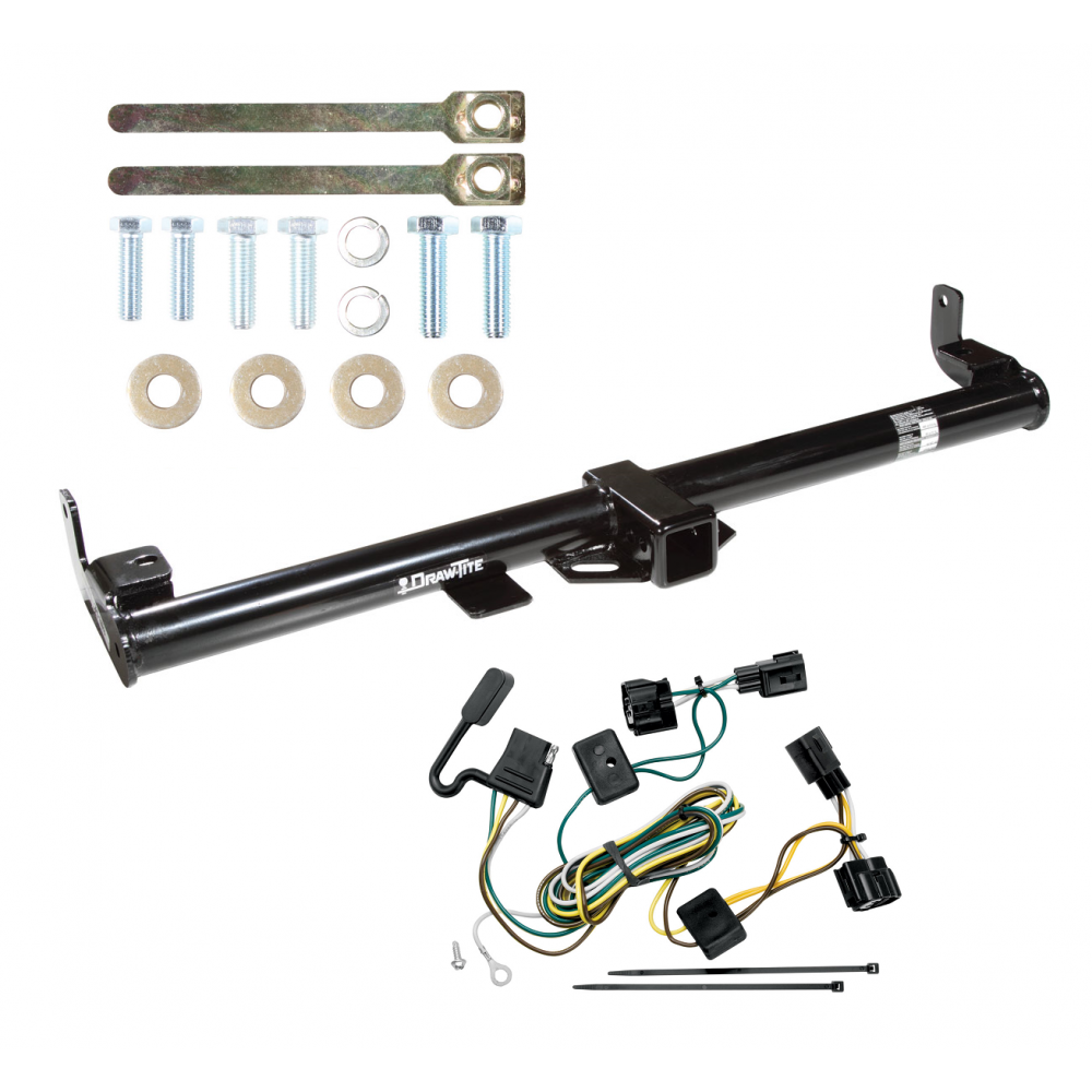 Trailer Tow Hitch For 98-06 Jeep Wrangler TJ w/ Wiring Harness Kit on jeep wrangler tj double din stereo, jeep wrangler tj battery cables, geo tracker wiring harness, jeep wrangler tj front end parts, jeep wrangler tj torque specs, jeep wrangler tj exhaust leak, 2007 jeep wrangler wiring harness, jeep wrangler tj heater core, jeep wrangler tj radio bezel, jeep wrangler tj rocker switch, jeep wrangler tj clutch master cylinder, jeep wrangler tj fuel line, 1988 jeep wrangler wiring harness, jeep wrangler tj air intake, 2006 jeep wrangler wiring harness, jeep wrangler tj gauges, jeep wrangler tj dash removal, jeep wrangler tj intake manifold, jeep wrangler tj vacuum line, jeep wrangler tj spark plug wires,