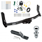 "Trailer Tow Hitch For 03-06 Dodge Freightliner Sprinter 3500 Complete Package w/ Wiring and 1-7/8"" Ball"