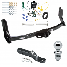 """Trailer Tow Hitch For 03-06 Dodge Freightliner Sprinter 3500 Complete Package w/ Wiring and 1-7/8"""" Ball"""
