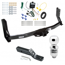 """Trailer Tow Hitch For 03-06 Dodge Freightliner Sprinter 3500 Complete Package w/ Wiring and 2"""" Ball"""