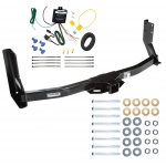 Trailer Tow Hitch For 03-06 Dodge Freightliner Sprinter 3500 w/ Wiring Harness Kit