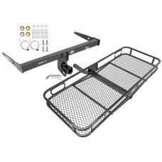 Trailer Tow Hitch For 13-18 Audi Q3 Basket Cargo Carrier Platform w/ Hitch Pin