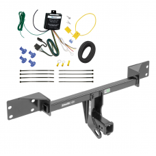 Trailer Tow Hitch For 15-19 Mercedes-Benz GLA250 w/ Wiring Harness Kit