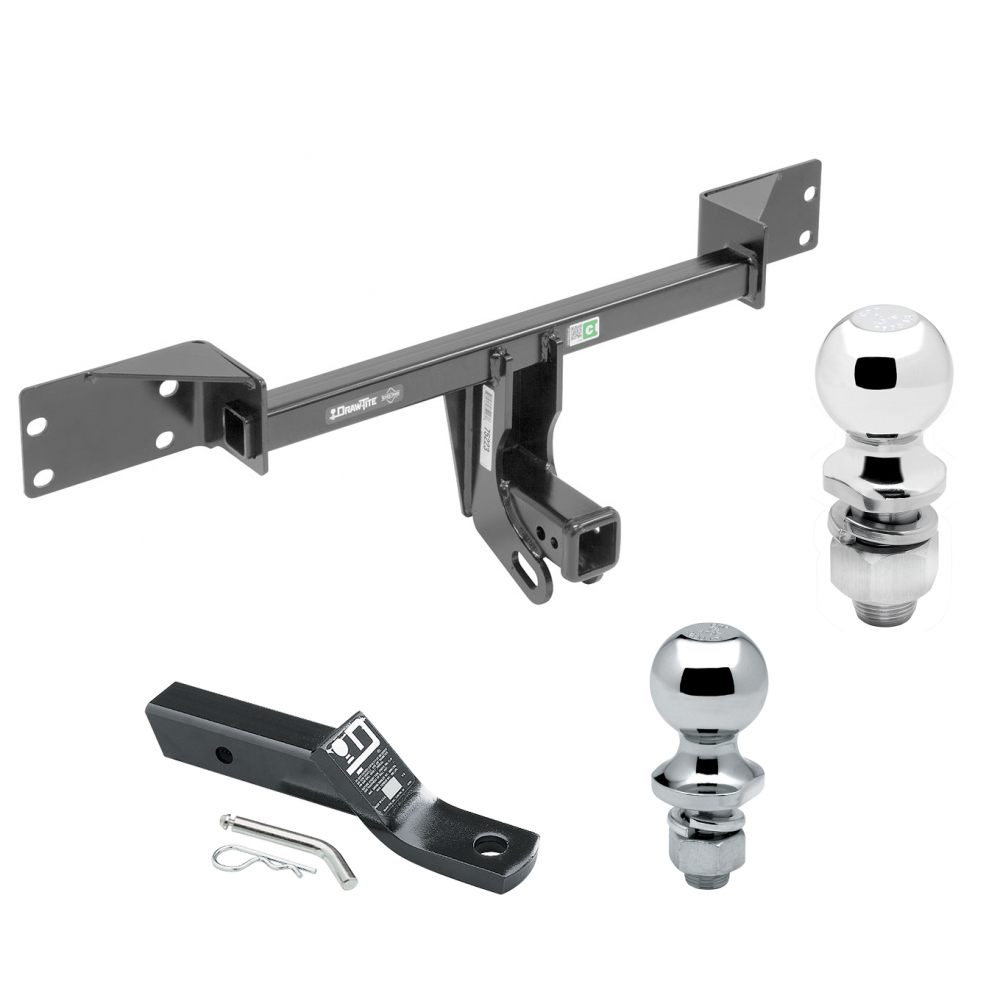 Trailer Tow Hitch For 15-19 Mercedes-Benz GLA250 17-19
