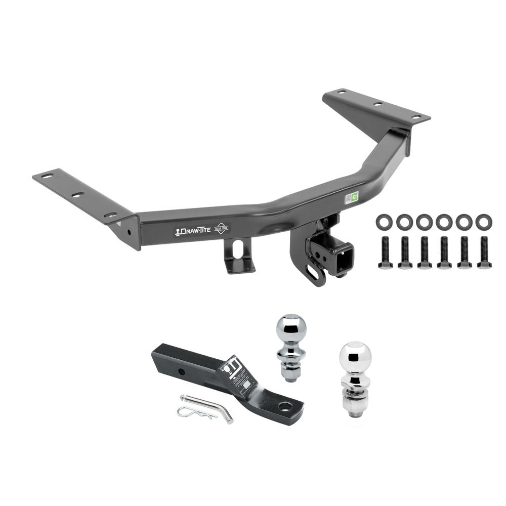 Trailer Tow Hitch For 16-20 Honda Pilot 14-20 Acura MDX