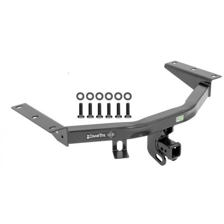 "Trailer Tow Hitch For 16-20 Honda Pilot 14-20 Acura MDX Class 3 2"" Towing Receiver"