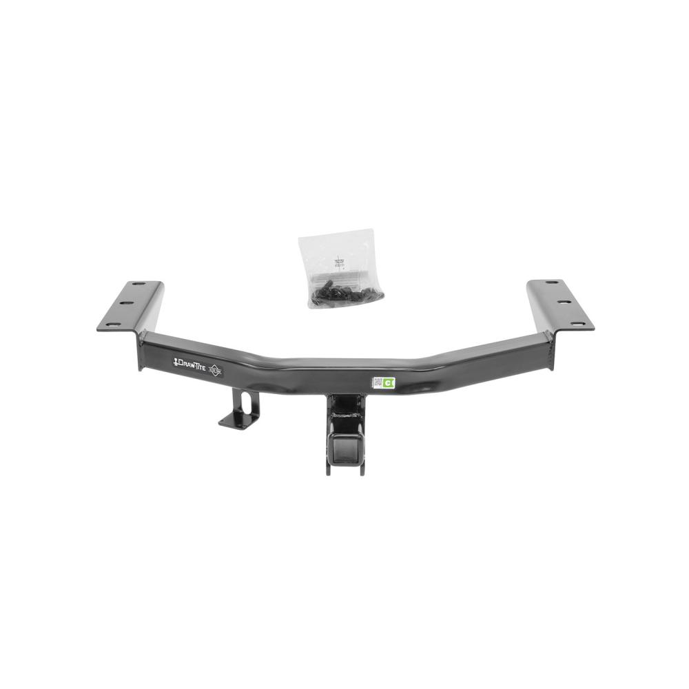 trailer tow hitch for 16 19 honda pilot w wiring harness kit. Black Bedroom Furniture Sets. Home Design Ideas