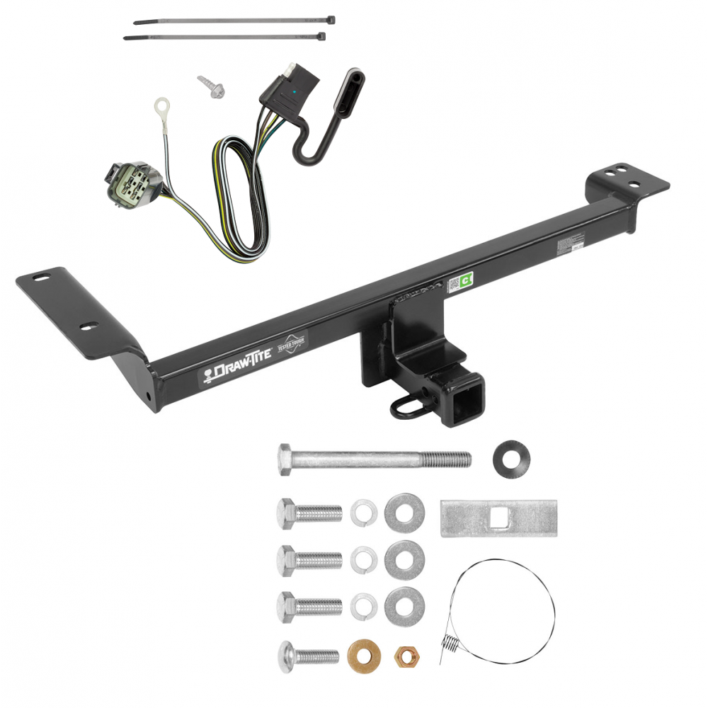 Trailer Tow Hitch For 12-14 Land Rover Range Rover Evoque ... on