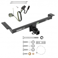 Trailer Tow Hitch For 12-14 Land Rover Range Rover Evoque Excluding Autobiography w/ Wiring Harness Kit