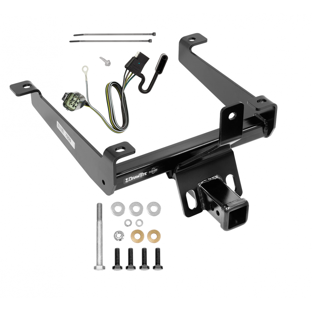 Trailer Tow Hitch Wiring Kit For Land Rover Range Rover Sport X on Range Rover Trailer Hitch Kit