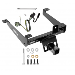 Trailer Tow Hitch For 14-20 Land Rover Range Rover Sport w/ Wiring Harness Kit