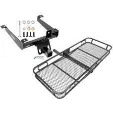 Trailer Tow Hitch For 14-20 Land Rover Range Rover Sport Basket Cargo Carrier Platform w/ Hitch Pin