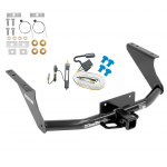 Trailer Tow Hitch For 11-19 RAM 1500 w/ Wiring Harness Kit